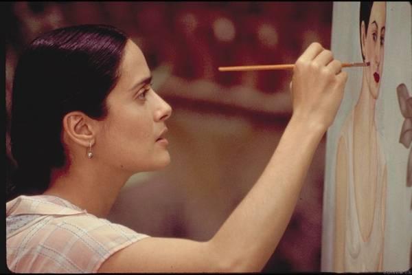 Salma Hayek (Frida Kahlo)