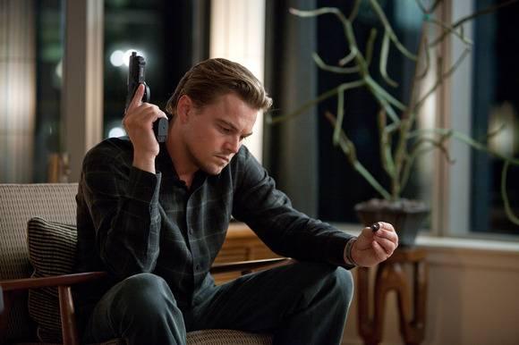 Leonardo DiCaprio (Cobb)