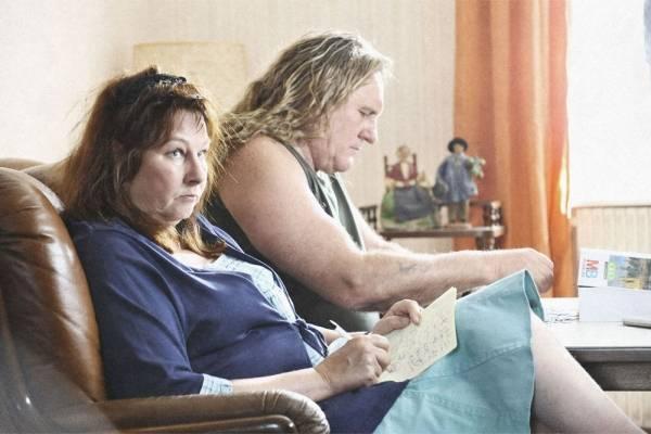 Gérard Depardieu (Serge Pilardosse, dit Mammuth) en Yolande Moreau (Catherine Pilardosse)
