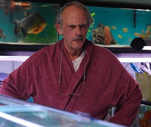 Christopher Lloyd (Mr. Goodman)