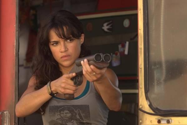 Michelle Rodriguez (Luz)