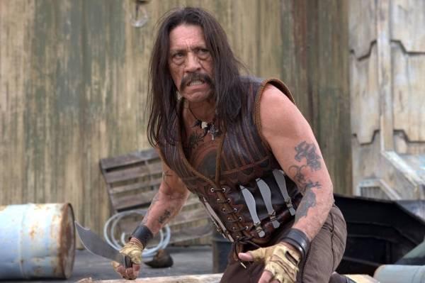 Danny Trejo (Machete)