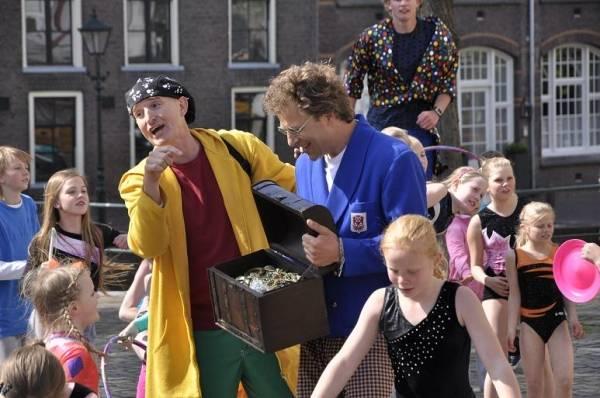 Gert-Jan van den Ende (Bobbie (rumored)) en Erik van Trommel (Ernst (rumored))