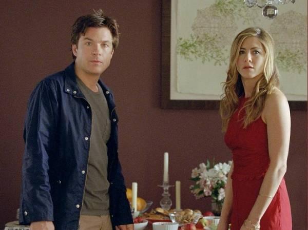 Jennifer Aniston (Kassie Larson) en Jason Bateman (Wally)