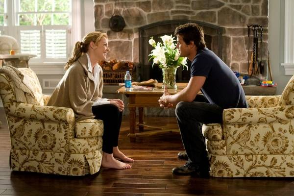 Josh Duhamel (Eric Messer) en Katherine Heigl (Holly Berenson)