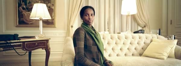 Ayaan Hirsi Ali (Zichzelf)