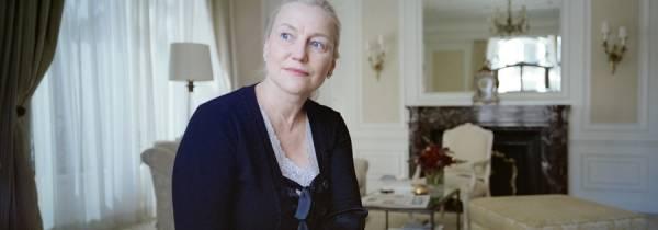 Britta Bohler (Zichzelf)