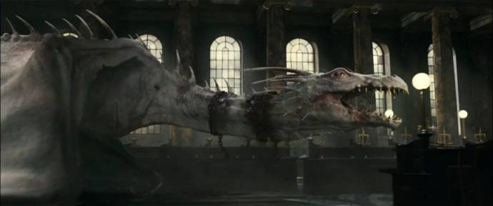 Harry Potter and the Deathly Hallows: Part I filmstill