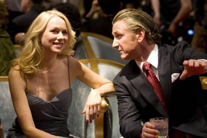 Sean Penn (Joseph Wilson) en Naomi Watts (Valerie Plame)