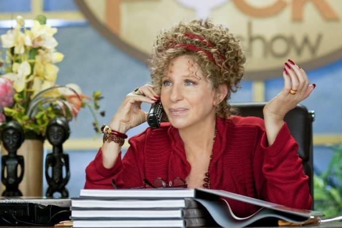 Barbra Streisand (Rozalin Focker)