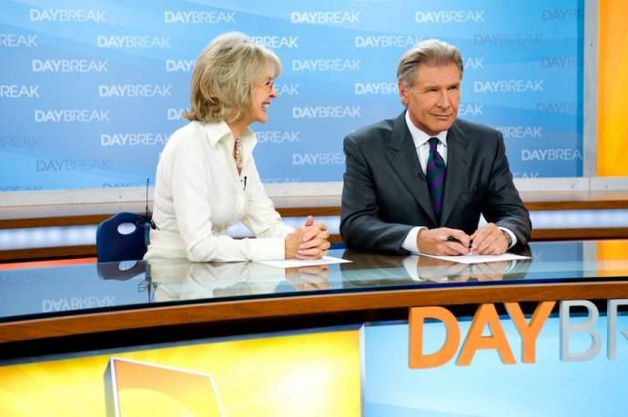 Diane Keaton (Colleen Peck) en Harrison Ford (Mike Pomeroy)