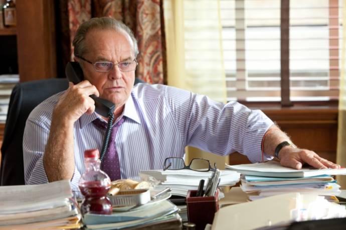 Jack Nicholson (Charles)