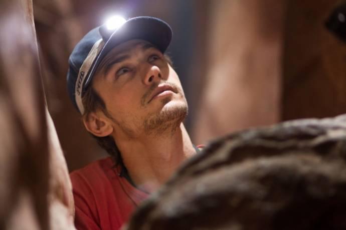James Franco (Aron Ralston)
