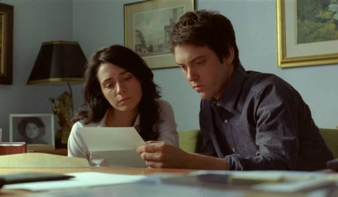 Mélissa Désormeaux-Poulin (Jeanne Marwan) en Maxim Gaudette (Simon Marwan)