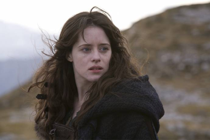 Claire Foy (The Girl)