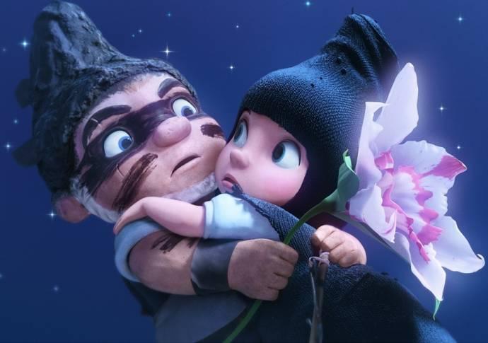 Gnomeo and Juliet filmstill