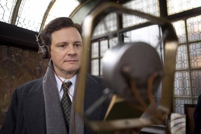 Colin Firth (King George VI)