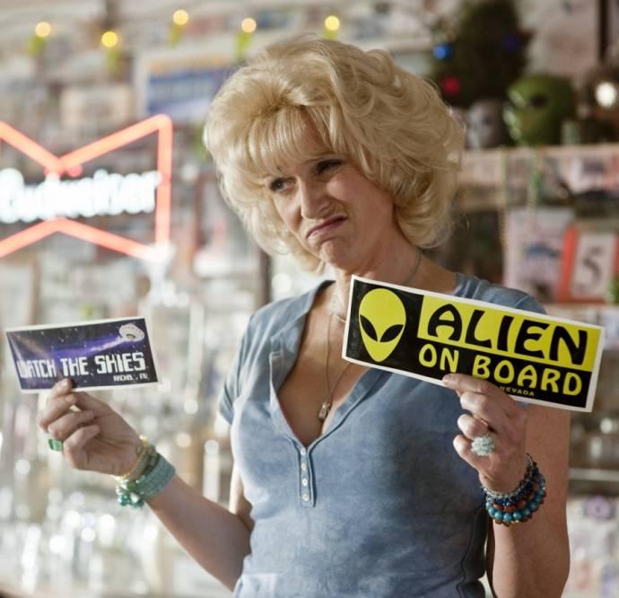 Jane Lynch (Pat Stevenson)
