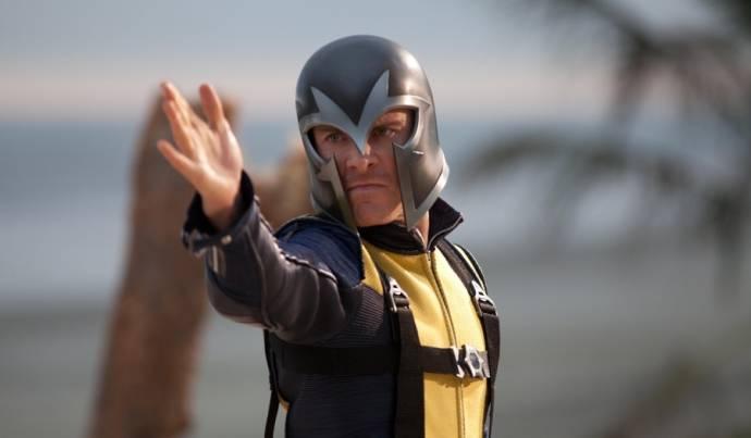 Michael Fassbender (Erik Lehnsherr / Magneto)