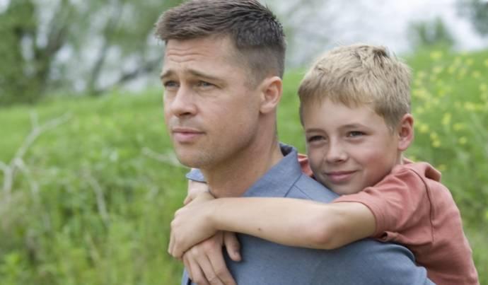 Brad Pitt (Mr. O'Brien)