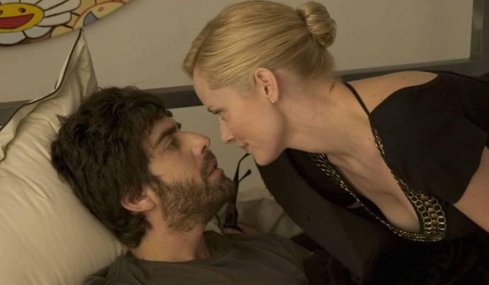 Adam Goldberg (Adrian Jacobs) en Marley Shelton (Madeleine Gray)