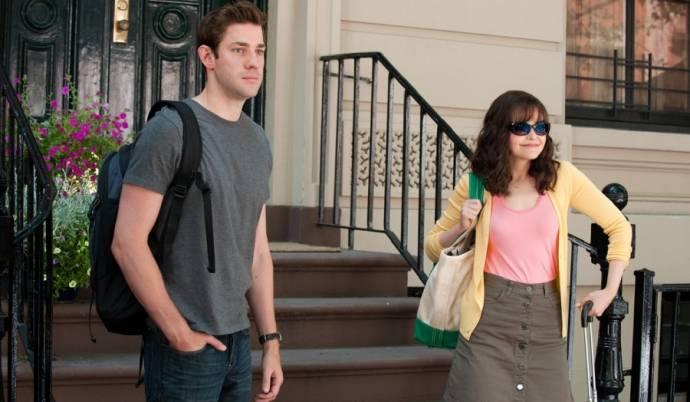John Krasinski (Ethan) en Ginnifer Goodwin (Rachel)