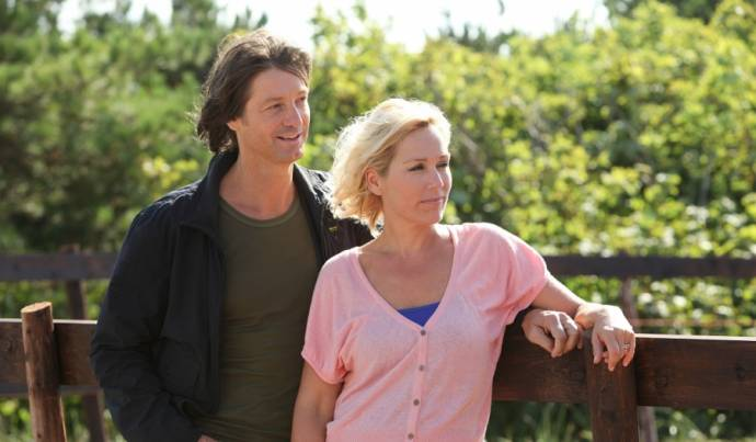 Rick Engelkes en Tanja Jess