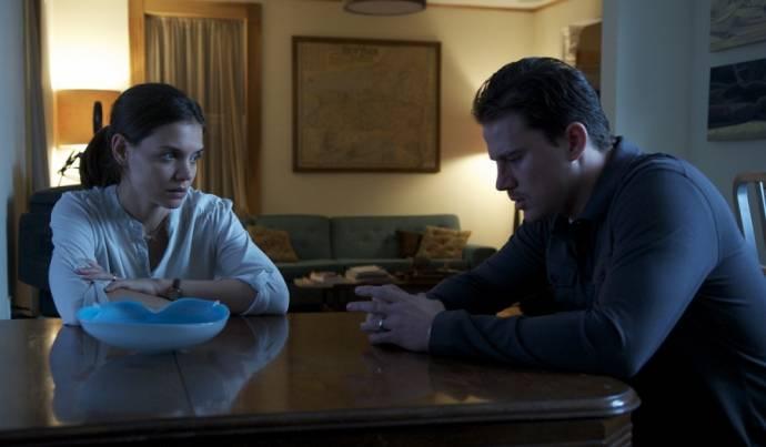 Katie Holmes en Channing Tatum (Jonathan White)
