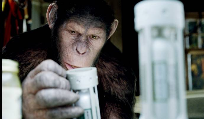 Rise of the Planet of the Apes filmstill