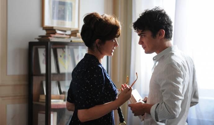 Jasmine Trinca (Laura) en Riccardo Scamarcio (Nicola)