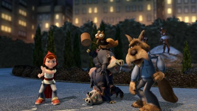 Hoodwinked Too! Hood VS. Evil filmstill