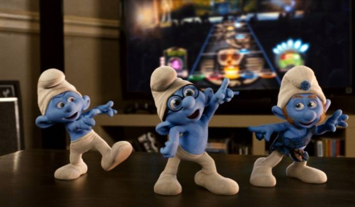 The Smurfs filmstill