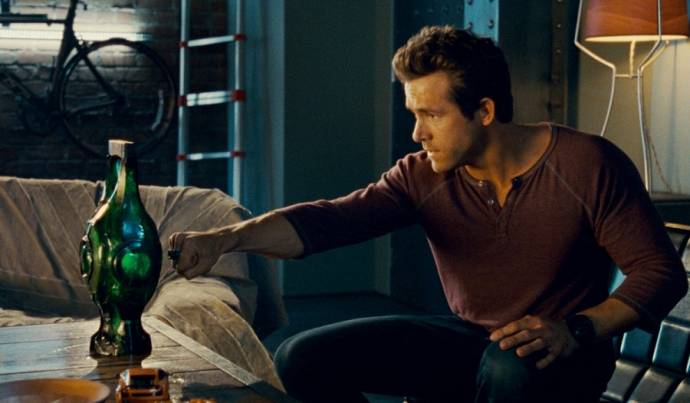 Ryan Reynolds (Hal Jordan / Green Lantern)