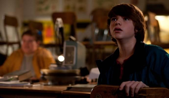 Riley Griffiths en Joel Courtney (Joe Lamb)
