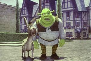 Shrek filmstill