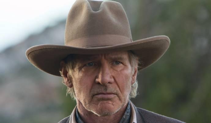 Harrison Ford (Col. Woodrow Dolarhyde)