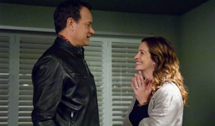 Tom Hanks (Larry Crowne) en Julia Roberts (Mercedes Tainot)