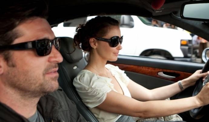 Patrick Dempsey (Tripp) en Ashley Judd (Kaitlin)