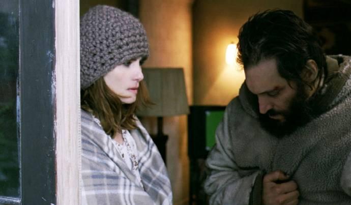 Emmanuelle Seigner (Margaret) en Vincent Gallo (Mohammed)