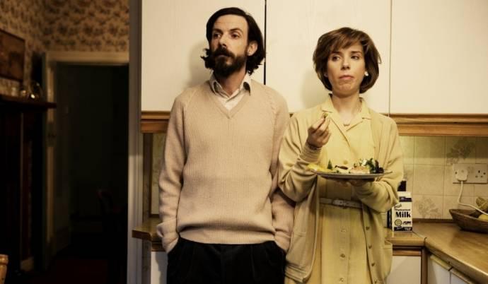 Noah Taylor (Lloyd Tate) en Sally Hawkins (Jill Tate)