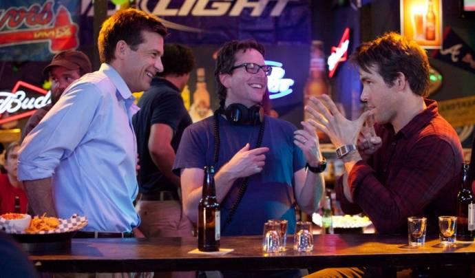 Jason Bateman (Dave) en Ryan Reynolds (Mitch)