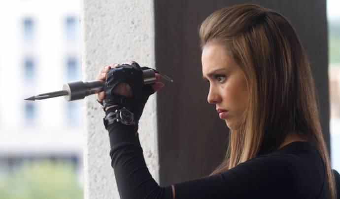 Jessica Alba (Marissa Cortez Wilson)