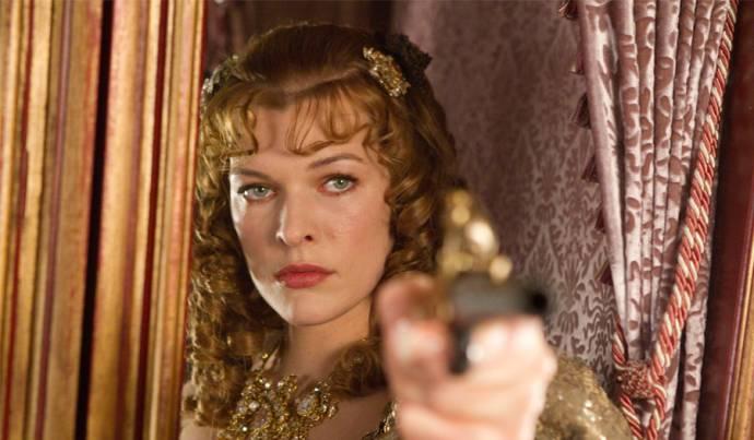 Milla Jovovich (M'lady De Winter)
