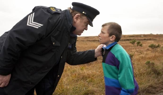 Brendan Gleeson (Sergeant Gerry Boyle)