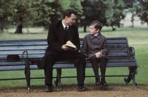 Johnny Depp en Freddie Highmore