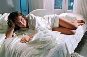 Kim Pieters als Willemijn, de mooie zus van Kim, ze neemt het niet zo nauw met relaties en zij moet Lex weer verleiden