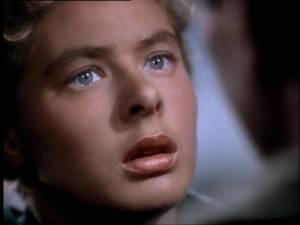 For Whom the Bell Tolls: Ingrid Bergman (María)