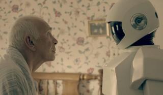 Frank Langella in Robot and Frank