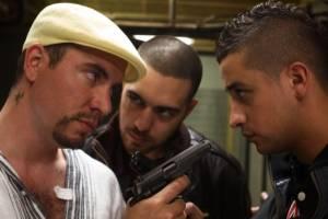 Gangsterboys: Yes-R (Apo), Sjaak en Jeroen van Koningsbrugge