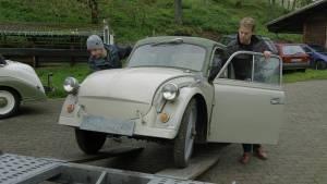 Ganz: How I Lost My Beetle filmstill